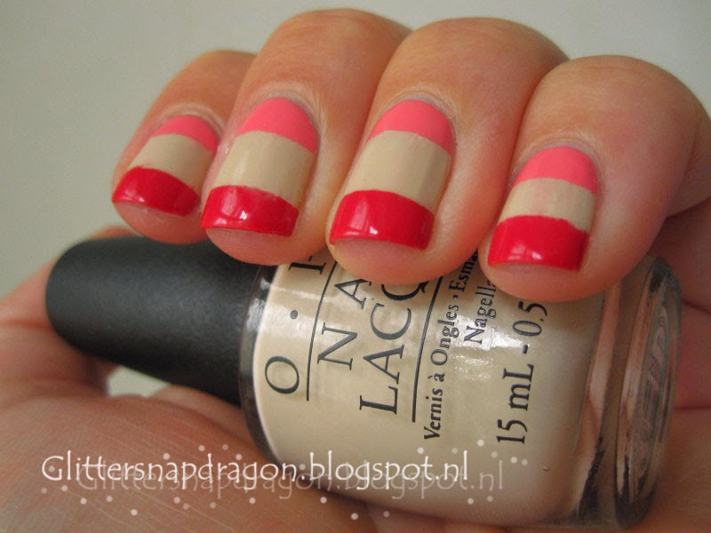 OPI Coca Cola Red, Sorry i'm Fizzy Today, You're So Vain-illa