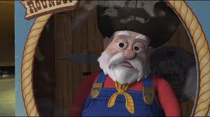 Pete Fedido, personagem do filme animado Toy Story 2