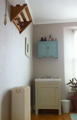 Farrow and Ball paint - Elephants Breath