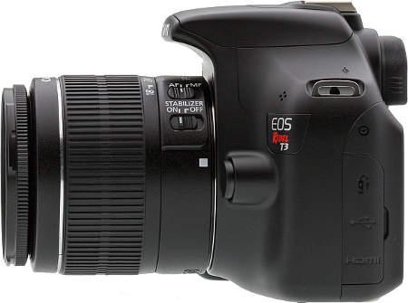 Canon EOS 1100D / Rebel T3 Lens