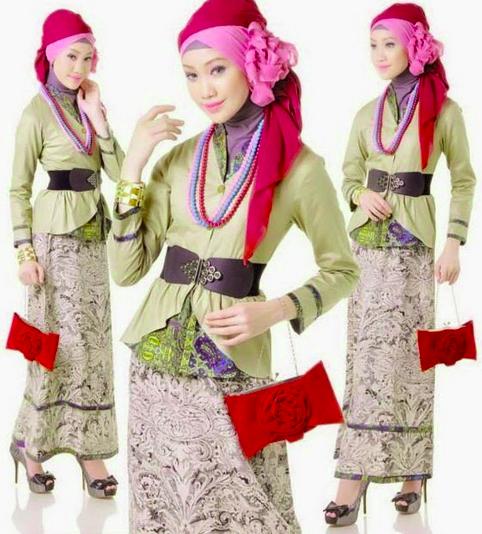Contoh Model Baju Muslim Remaja