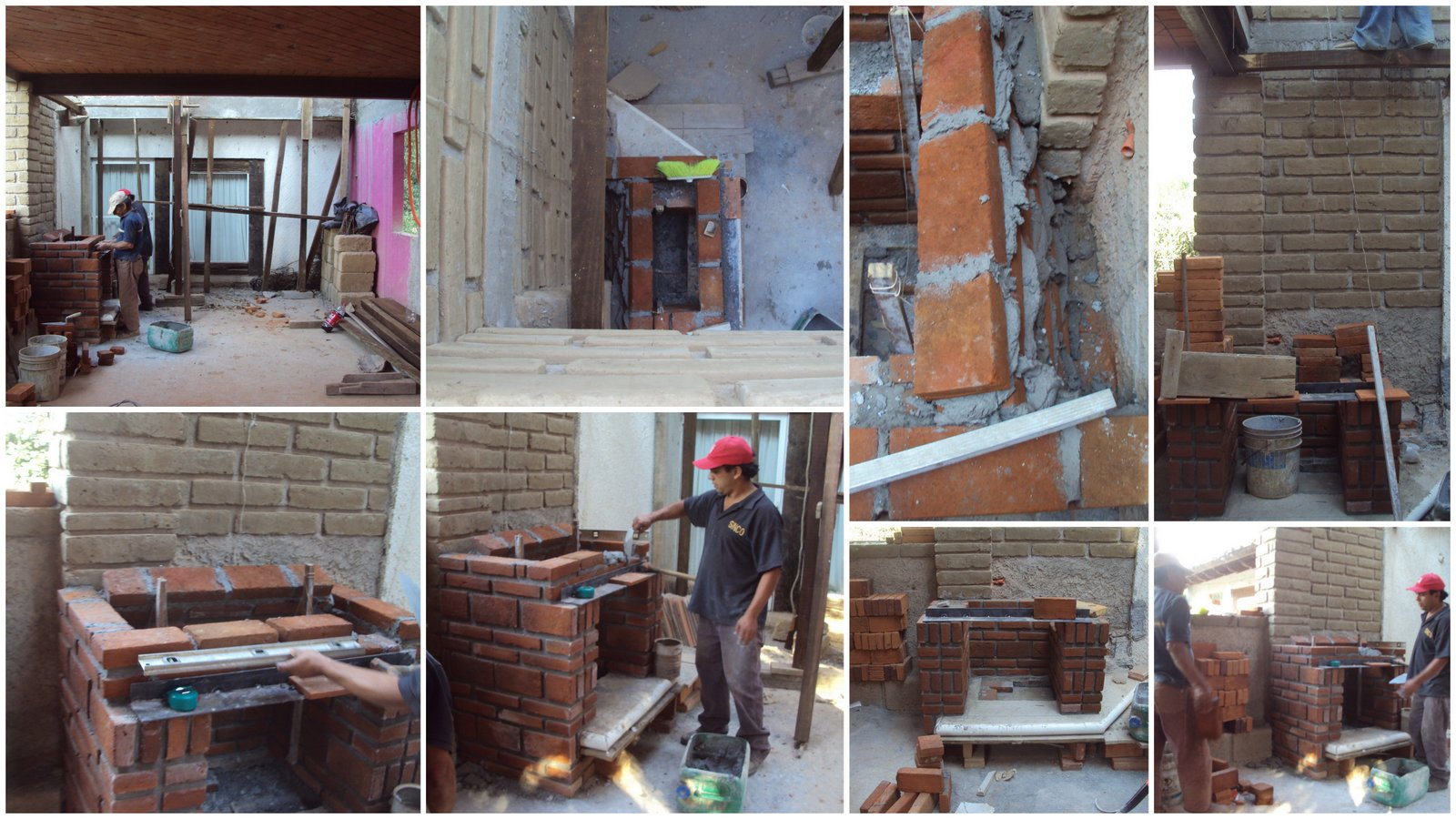 Econstructivismo Construcci N De Chimenea