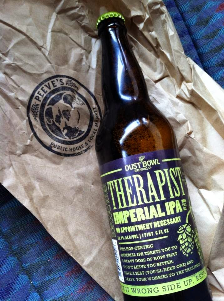 Dust Bowl Therapist Imperial IPA 4