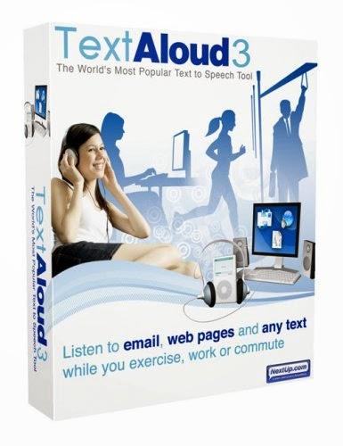 NextUp TextAloud v3.0.66 Portable