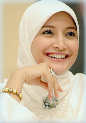 Gambar Wanita Ber Jilbab Muslimah