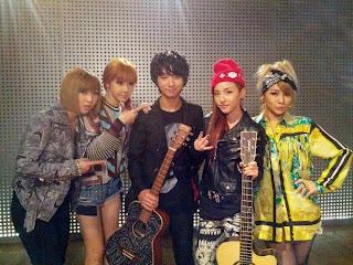2NE1 Kolaborasi Bareng Sungha Jung