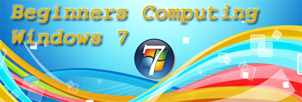 Windows 7 Basics