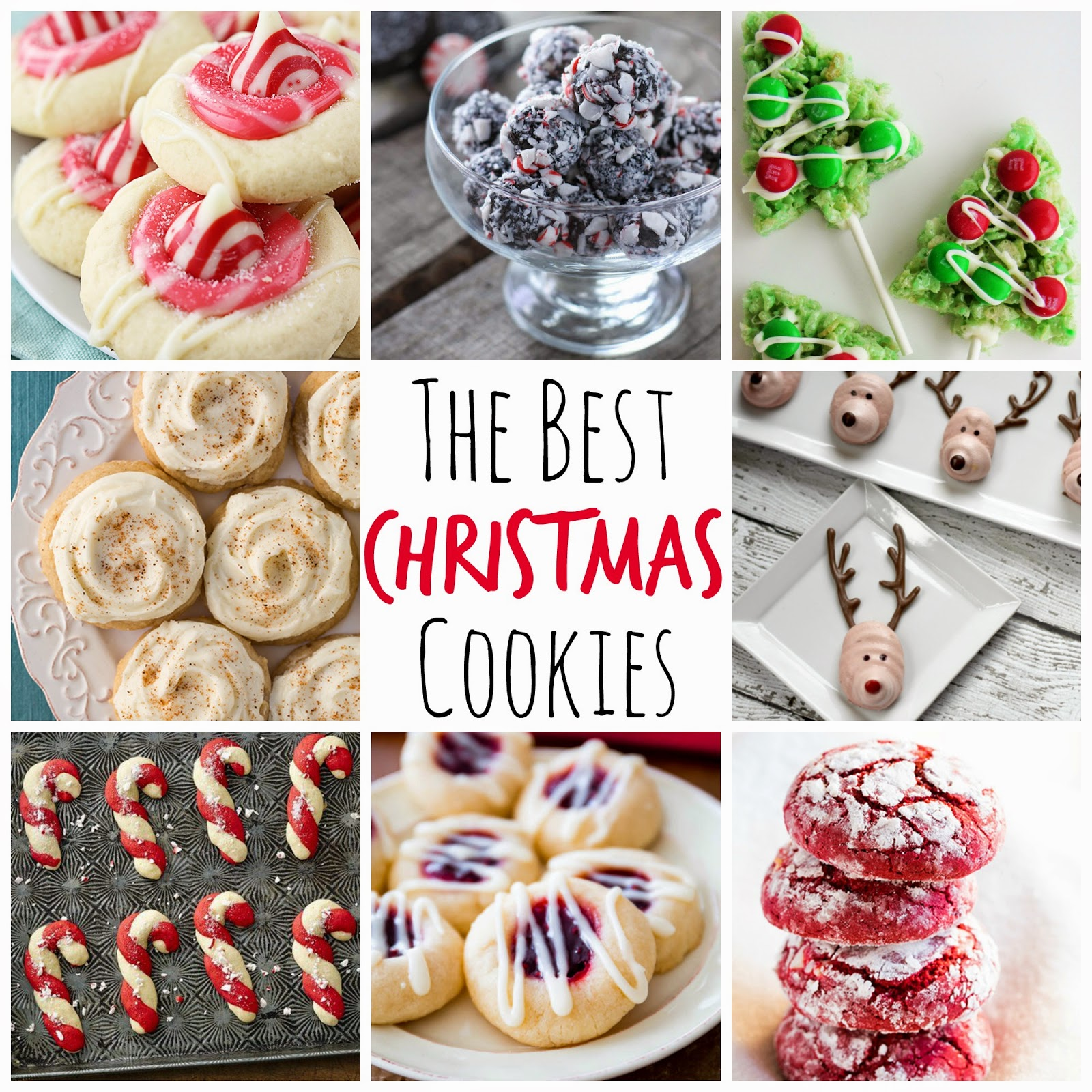 The Best Christmas Cookie Recipes #foodie #sponsored