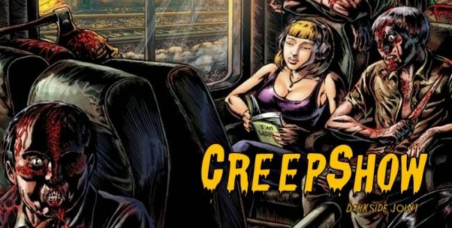 CREEPSHOW #1: Mészárlás szabály szerint / A megkínzott / Mockingbird