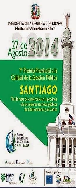 PREMIO PROVINCIAL SANTIAGO