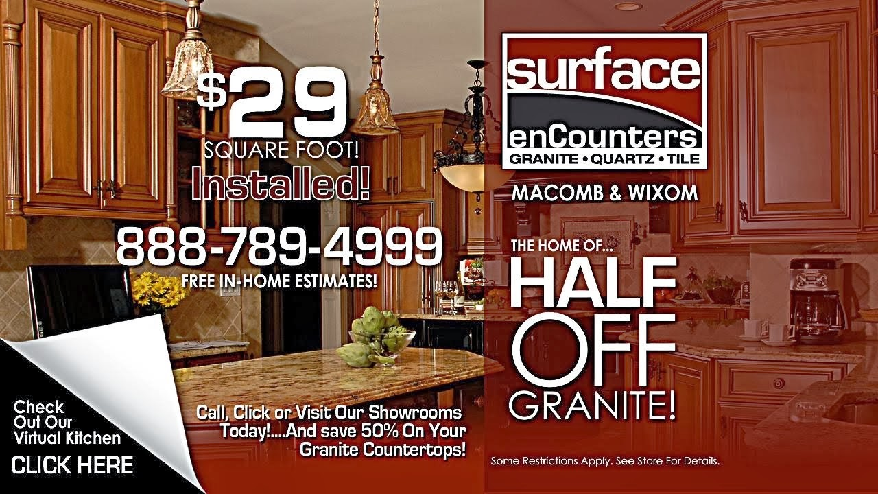 Granite Countertops Fort Wayne