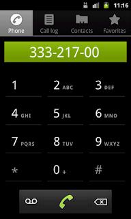 Chamada a Cobrar 1.00