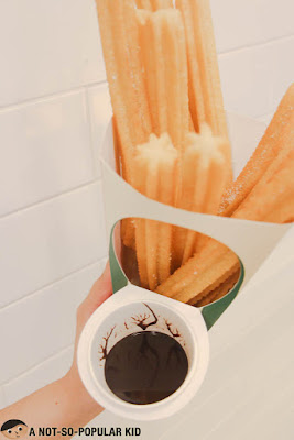 Churros Clasicos of La Lola