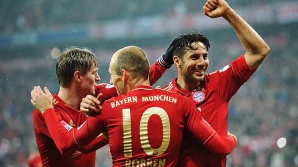 Bundesliga - Bayern Munich v Hamburg