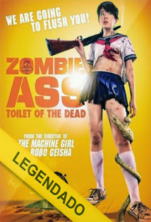 Zombie Ass: Toilet of the Dead – Legendado