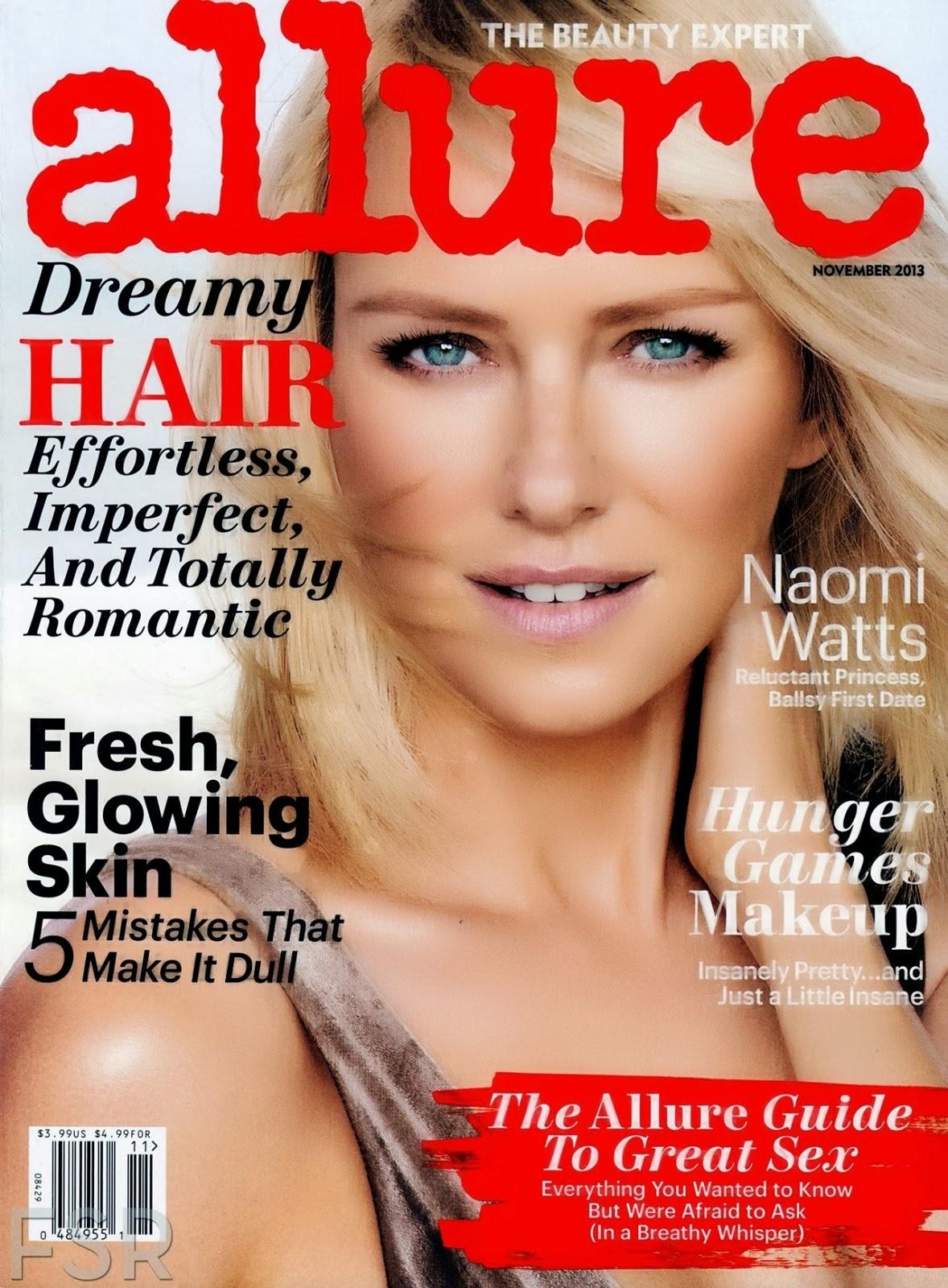 Olivia Munn - Allure Magazine May 2014 Cover & Photoshoot