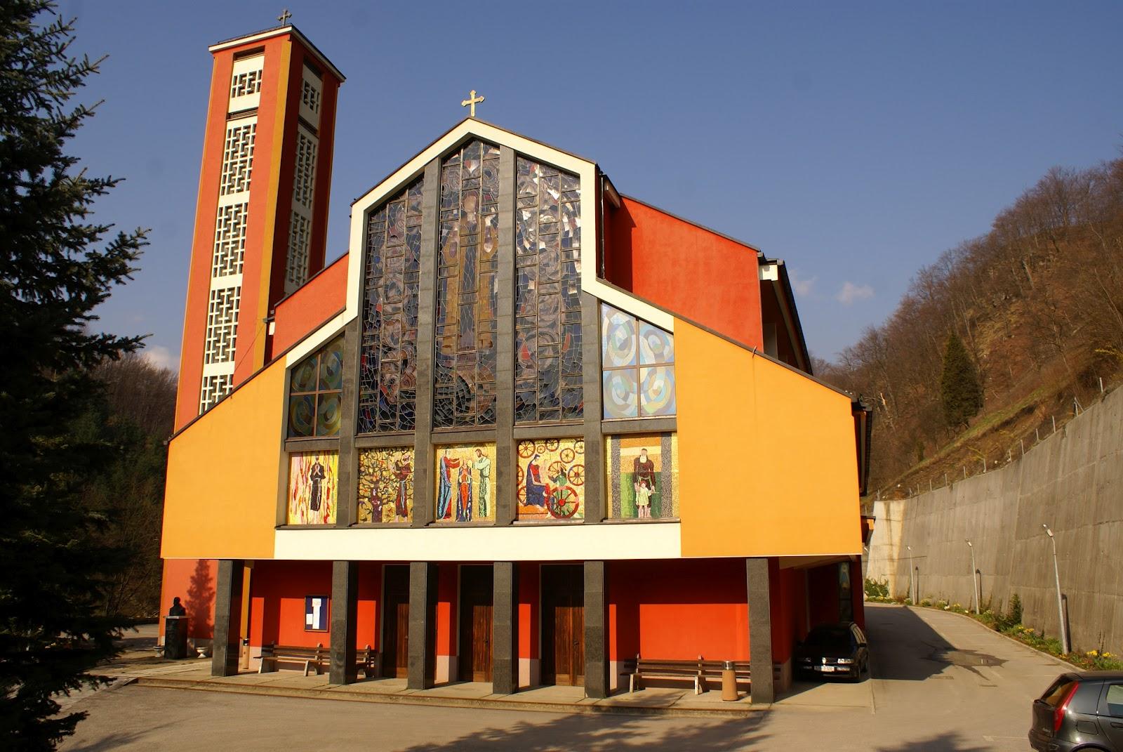 Slikovni rezultat za katolička crkva KREŠEVO