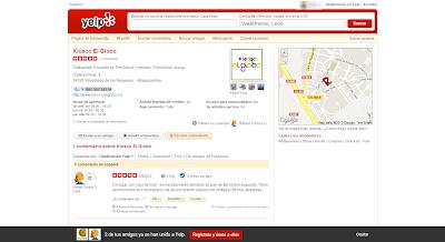 En esta red de posicionamiento podemos subir la foto de nuestro producto y hacer algún comentario como usuario normal.