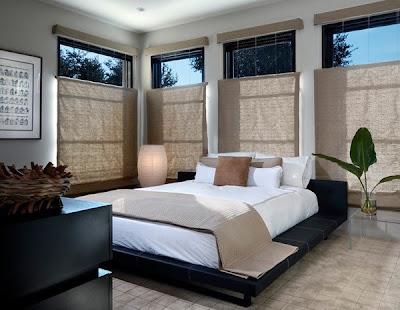 dekorasi kamar tidur minimalis modern 2013 rancangan