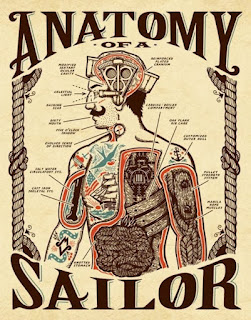 Анатомия моряка