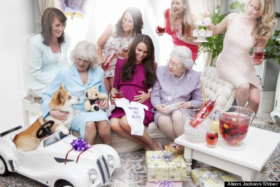 baby shower chá de bebê