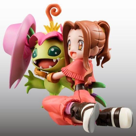 [Merchandise] Nova Linha de Figuras de Digimon Adventure Figuras04