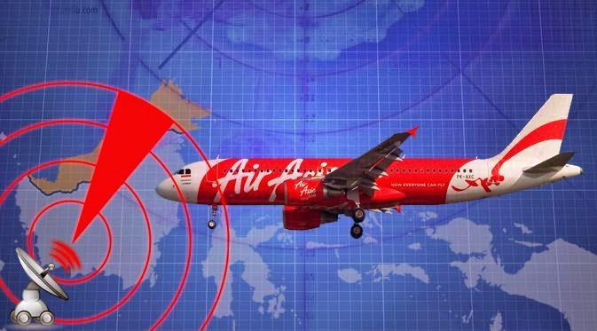 Kesaksian Sejumlah Nelayan Tentang Pesawat AirAsia