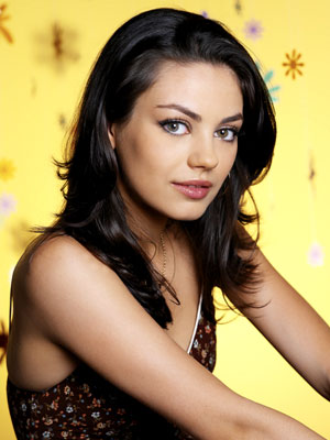 Mila Kunis Hairstyle mila kunis forgetting sarah marshall Mila Kunis Hot and Sexy Pics