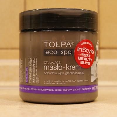 tołpa:® eco spa - otulające masło-krem
