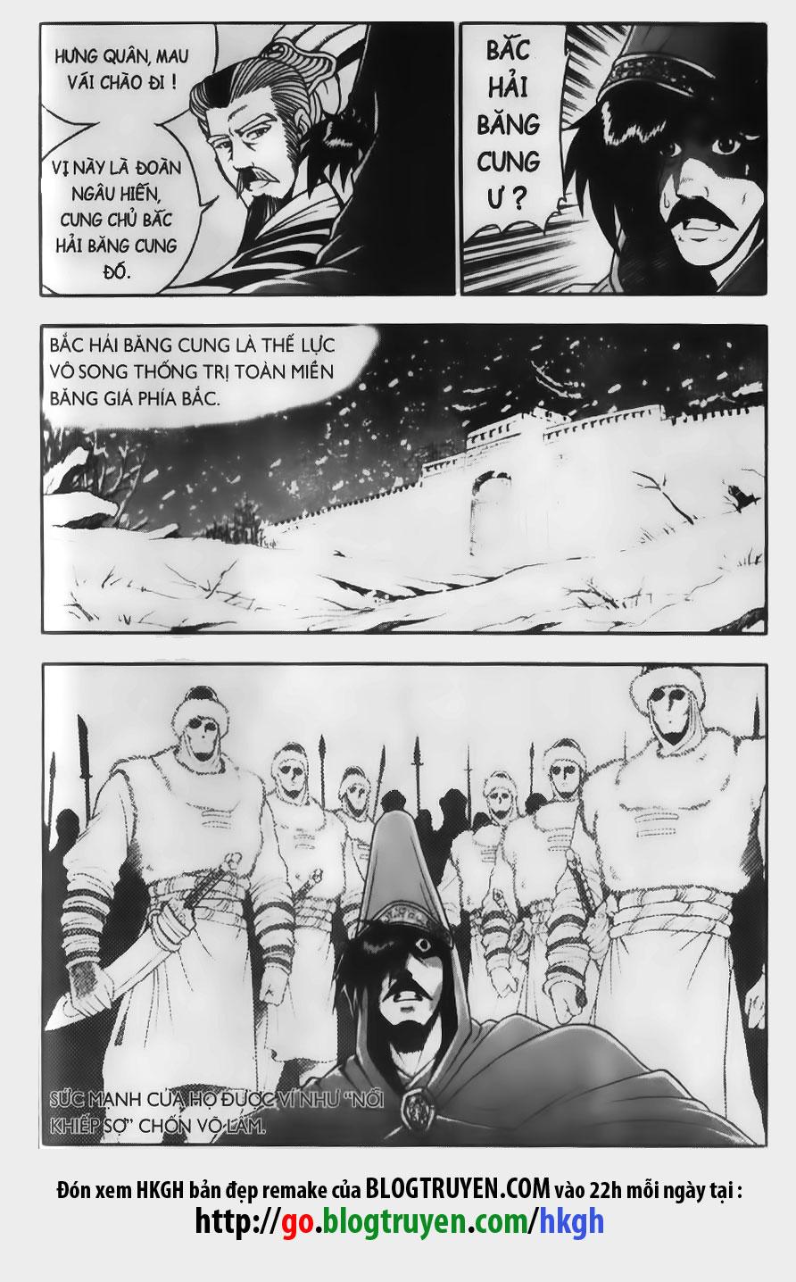 Hiệp Khách Giang Hồ chap 38 page 4 - IZTruyenTranh.com