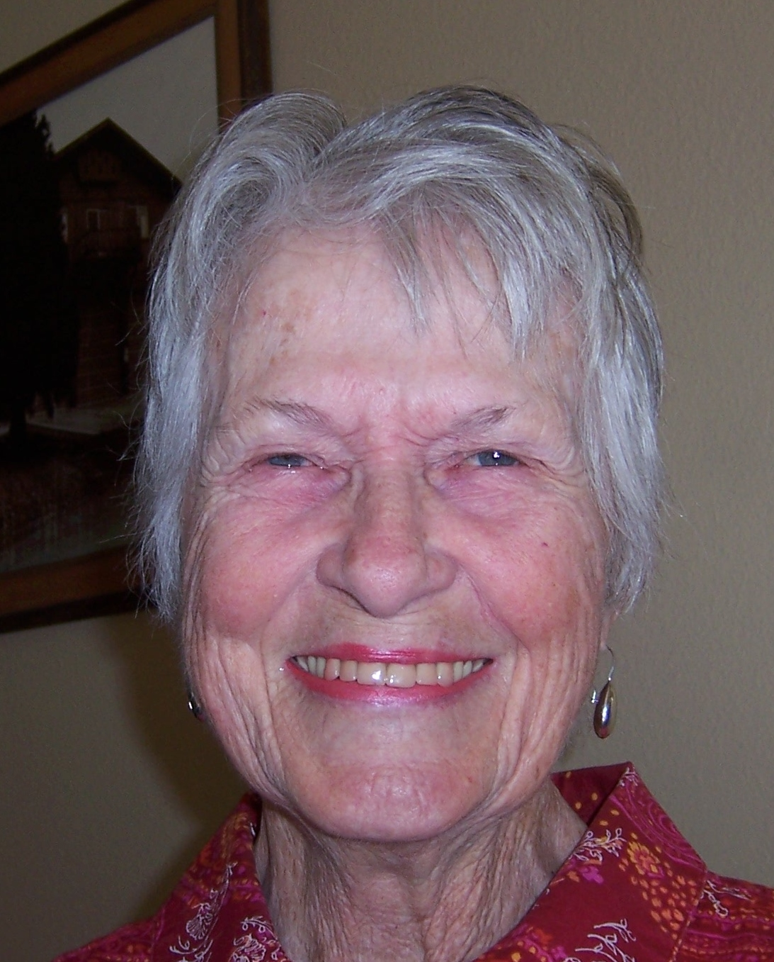 Elaine Hoggan - Vice-President