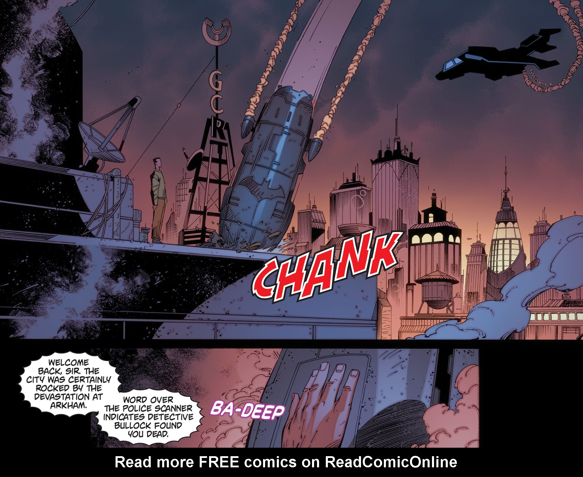 Batman: Arkham Knight [I] Issue #3 #5 - English 17