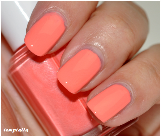 Pastel Orange Nail Polish Essie: Welkom Op Beautys Delight: Huge Wishlist Of The Moment