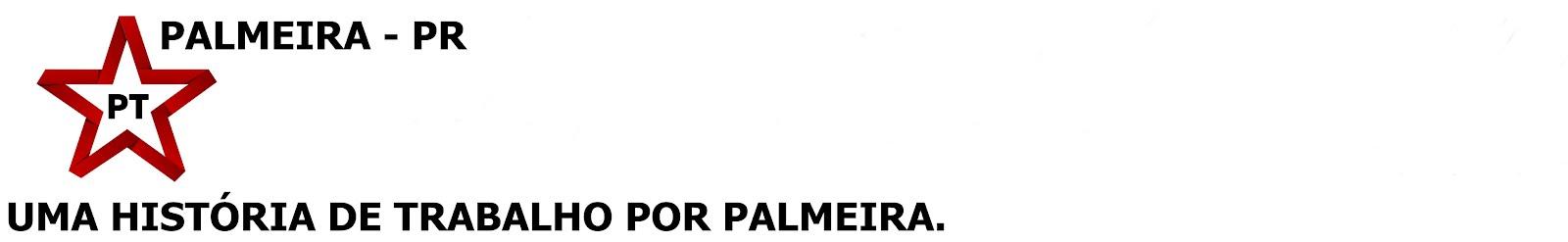 PT 13 Palmeira - PR