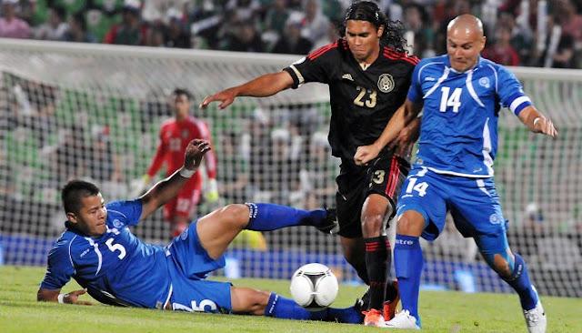Ver partido Mexico vs El Salvador en vivo