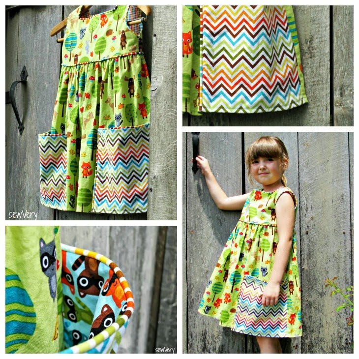 sally dress by very shannon sewn by sew very