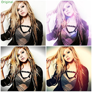 Avril Lavigne - Pixrl-o-matic