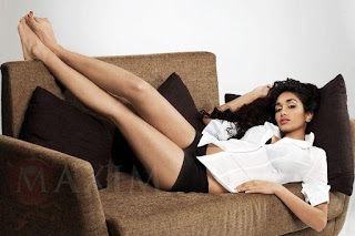 Jiah Khan Hot Legs