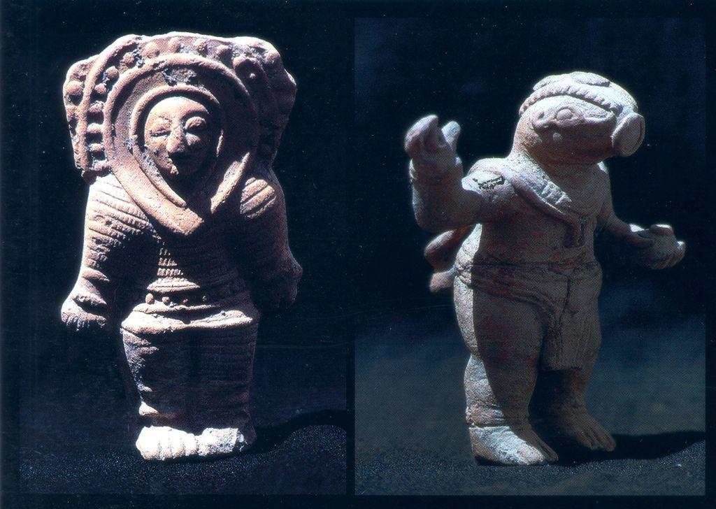 ancient astronaut sculpture - photo #12