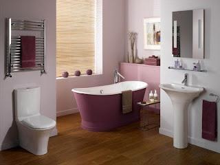 Arredamenti Moderni: Il parquet nel bagno sempre di moda