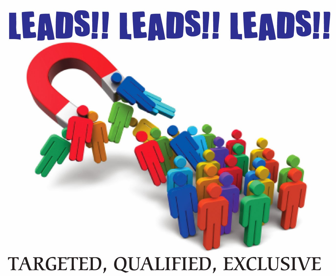 GET TARGET LEADS TO YOUR BUSINESS