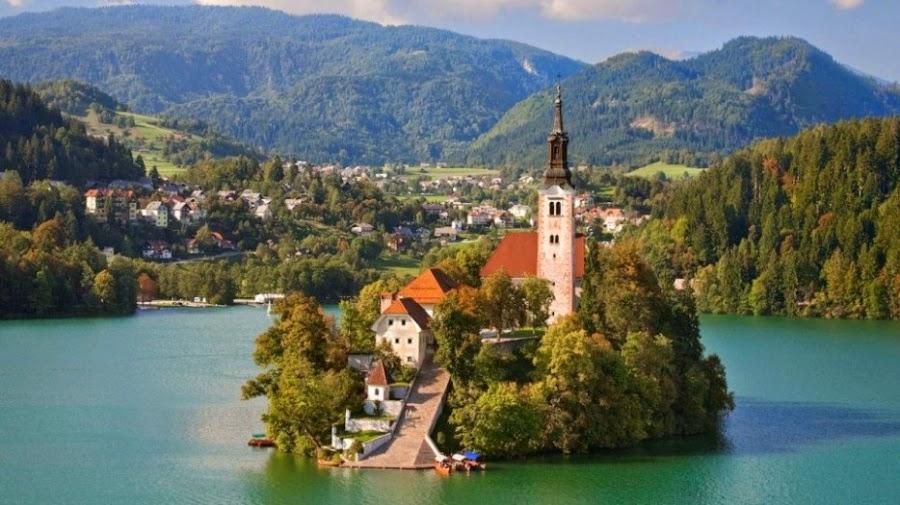 7. Bled, Slovenia