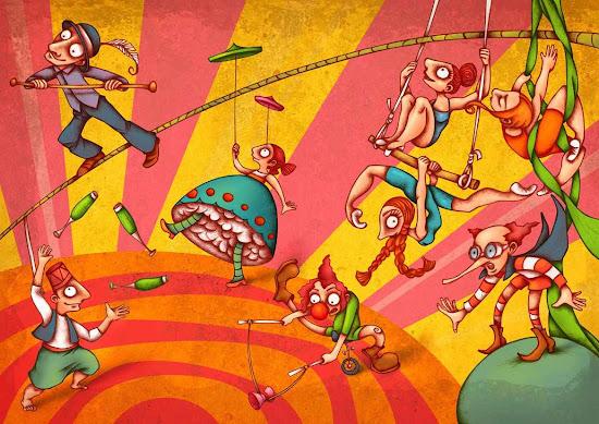 Que significa soñar con circo