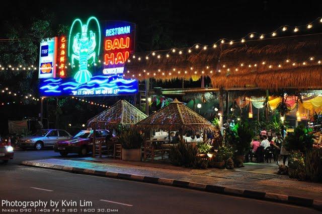 1simpleplan Bali Hai Seafood Restaurant Penang