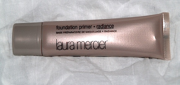 laura mercier base de maquillage radiance test avis essai