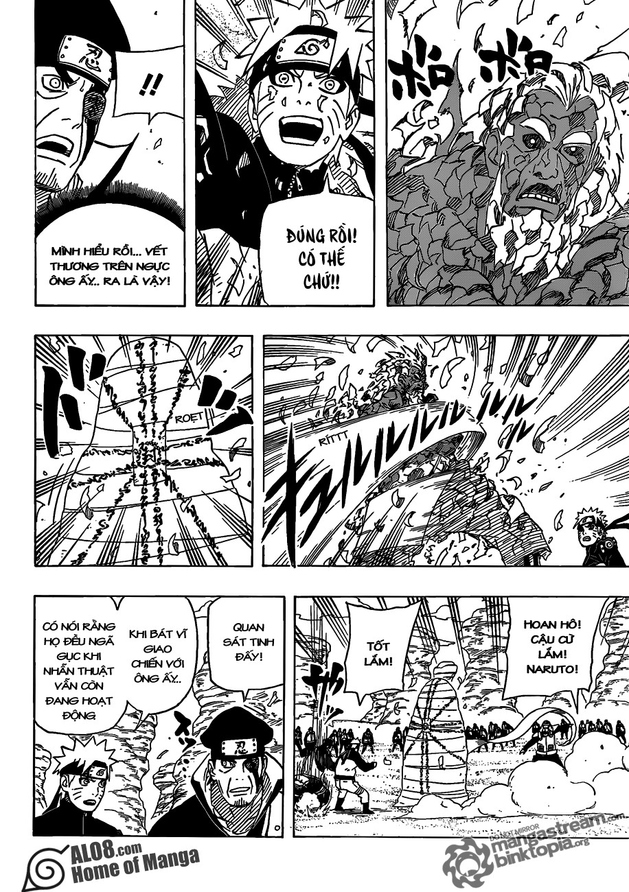 Naruto chap 555 Trang 15 - Mangak.info