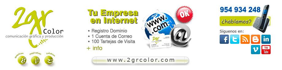 2GR Diseño Gráfico (Sevilla) 954934248