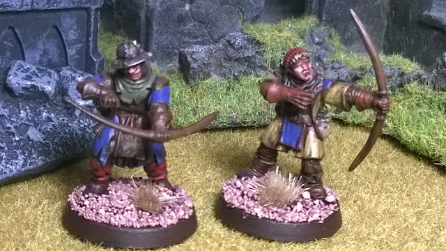 frostgrave archer archers