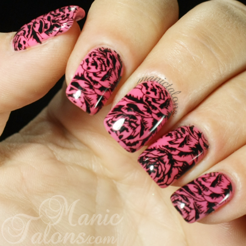 LeChat Rosemantic Stamped - Warm