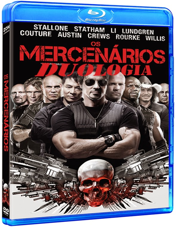 645635435 Download  Duologia: Os Mercenários – BRRip 1080p Dual Áudio + Legendas